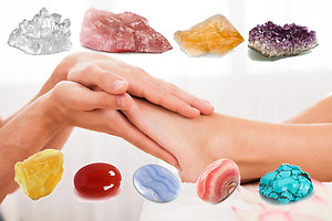 Prices and Treatments. CRYSTALREFLEXOLOGY